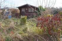 Gartenlaube auf Pachtgrundstück