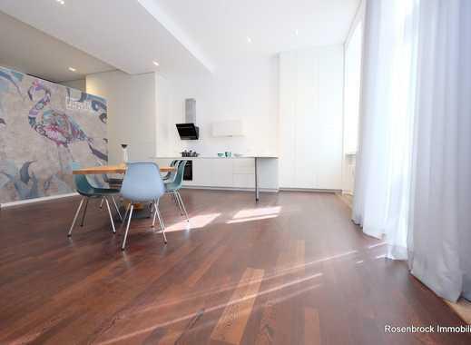 Mainz-City: Wohnen auf Zeit: exklusives 103-qm-Loft-Apartment ab sofort frei
