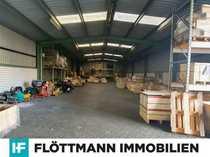472 m² Lagerhalle Anbaumöglichkeiten mit
