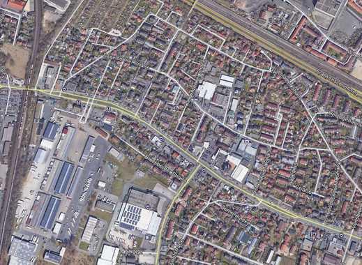 Grundstück für EFH / 3-Familienhaus oder Reihen- oder Doppelhäuser in ruhiger und grüner Wohnlage
