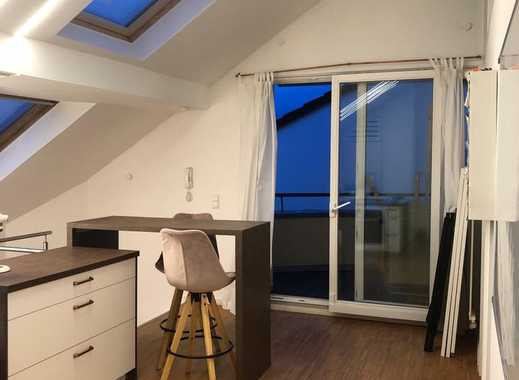 Dachgeschosswohnung mit besonderem Flair
