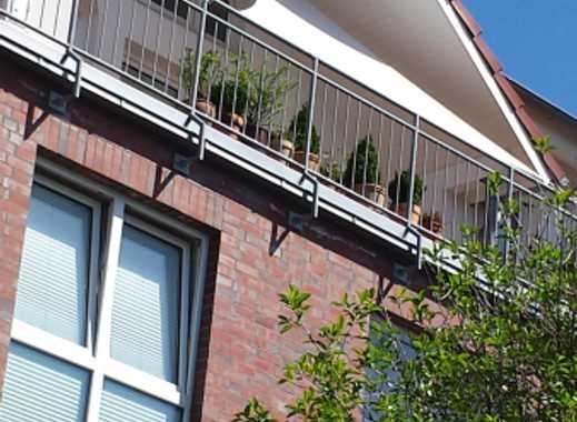3-Zimmer-Maisonette-Wohnung mit Dachterrasse und Einbauküche in Buxtehude