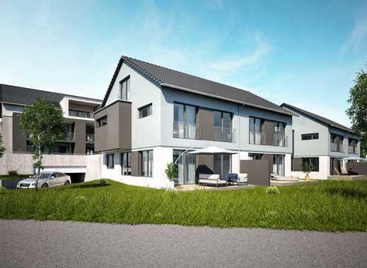 Großzügige moderne Doppelhaushälfte mit Garten