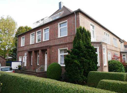 Gepflegte 3,5-Zimmer-Maisonette-Wohnung mit Balkon und EBK in Wilhelmshaven