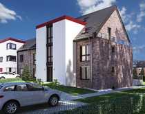 Erstbezug - Neubau-Erdgeschosswohnung mit großem Garten