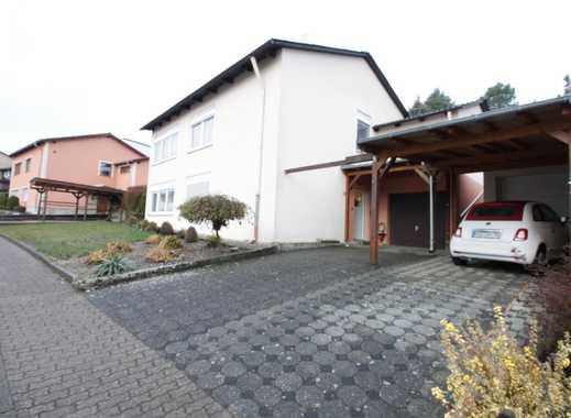 Ein Haus - 2 Generationen! 1-2 Familienhaus mit 2 Garagen und 2 Carports in schöner Lage, MZG OT