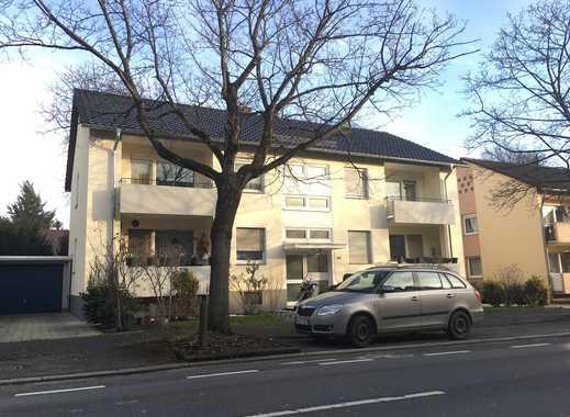 Helle 3-Zimmer-Erdgeschoß Wohnung mit Balkon in Brühl Stadt