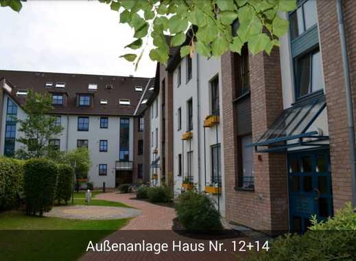 Sonnige 3-Zimmer-EG-Wohnung mit kleiner Terrasse im Hildener Süden