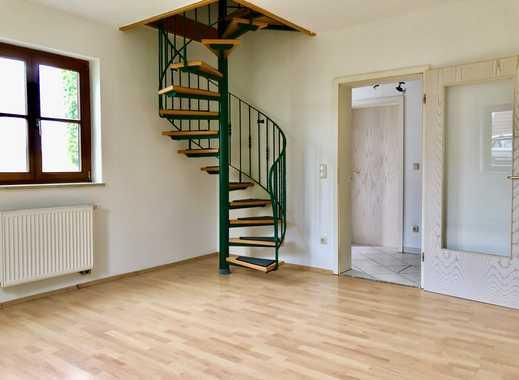 2-ZKB Maisonnette-Einlieger-Wohnung mit Gartenmitbenutzung