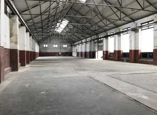 Ca. 1.000 m² Halle in sehr guter Verkehrslage provisionsfrei zu vermieten!!!