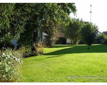 Grundstück für Einfamilienhaus nahe Landsberg a.L. in Unterdießen