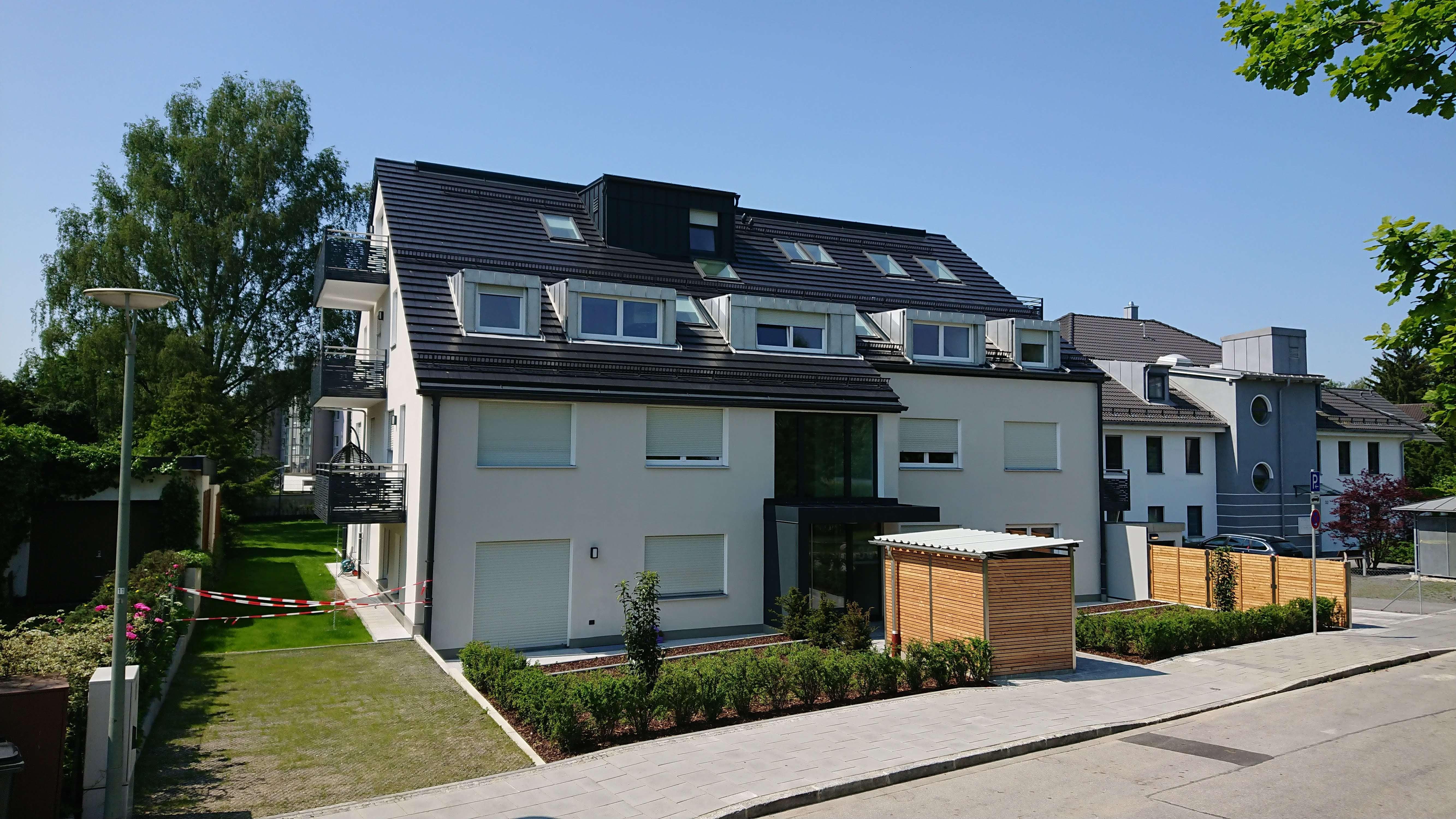2 Zimmer Apartement- grün & ruhig wohnen in Unterföhring