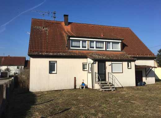 Renovierungsbedürftiges Einfamilienhaus in Königsbronn-Ochsenberg