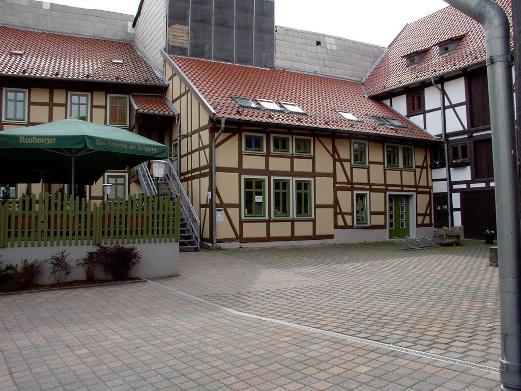 2004.05.05. Innenhofblick auf
