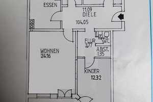 3 Zimmer Wohnung in Kaufbeuren