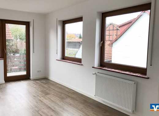 Erstbezug nach Renovierung! Lichtdurchflutete Wohnung in zentraler Lage!