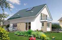 Haus mit Keller fast fertig