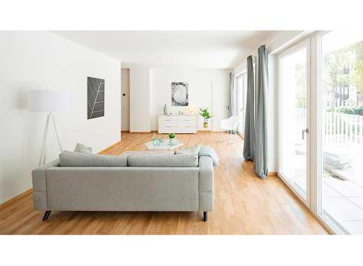 Traumhafte 4-Zimmer-Dachgeschossmaisonette mit Wohnküche, 2 Balkonen und Dachterrasse