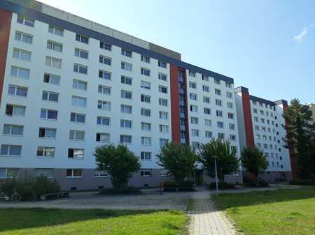 Helle & moderne 1,5 Zimmer-Wohnung mit Parkett, Balkon & Fußbodenheizung in Perlach (München)
