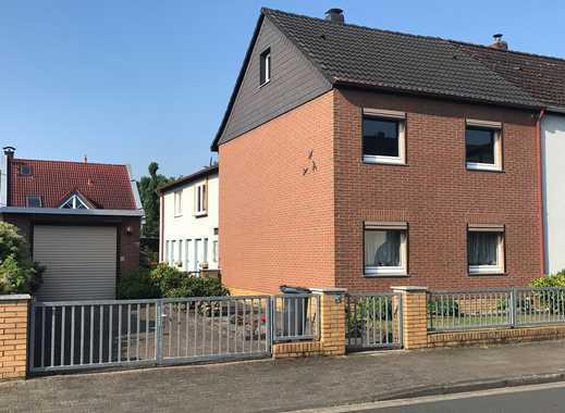 Gepflegte Doppelhaushälfte mit Garage und Nebenräumen in Misburg-Nord