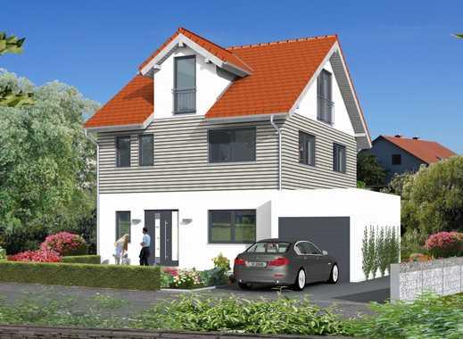 Moderne Doppelhaushälfte in zentraler Lage von Geretsried