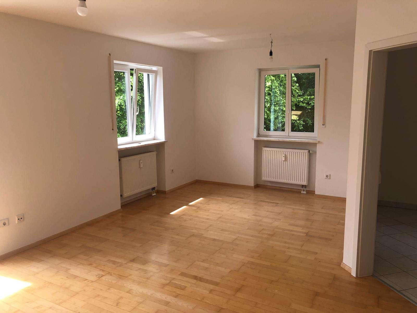 Erstbezug nach Sanierung mit Balkon: stilvolle 2-Zimmer-Wohnung in Ingolstadt