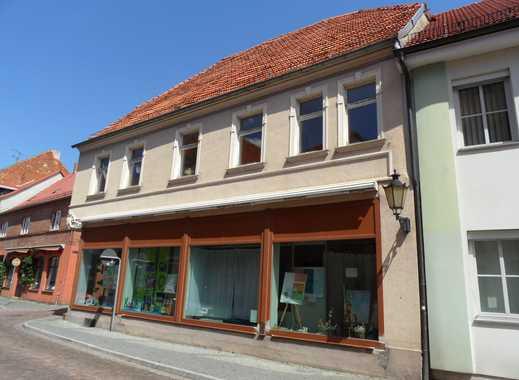 Wohn- und Geschäftshaus auf der Stadtinsel in Havelberg