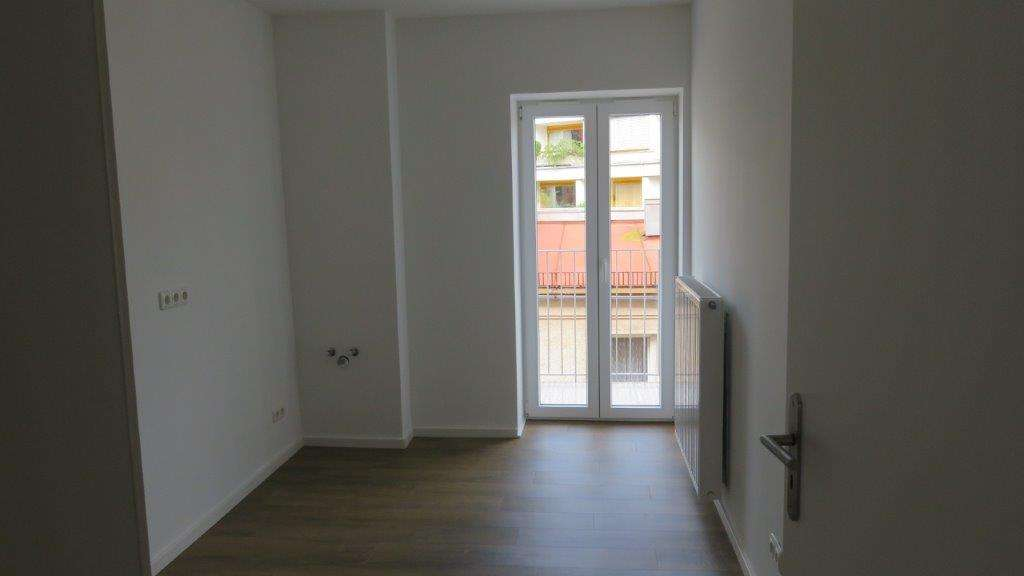 Erstbezug nach Sanierung 3.OG 2 Zimmer Wohnung m. Balkon Nähe Hauptbahnhof in Maxvorstadt (München)