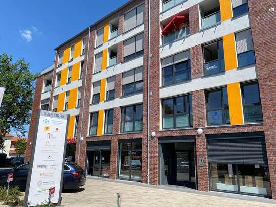 Tolle 1-Zimmer Wohnung mit Loggia und Pantry-Küche in moderner Wohnanlage