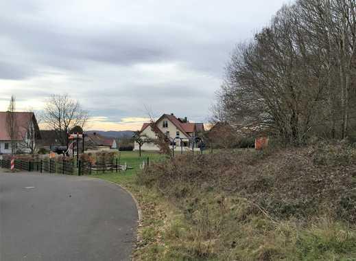 Grundstück in Waldrandlage für eine Doppelhaushälfte