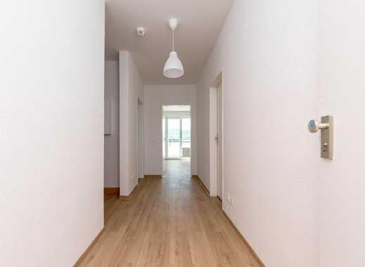Perfekt für Ihre Ansprüche - frisch sanierte 2-Zimmerwohnung mit Balkon - Turmhäuser Grevenbroich!