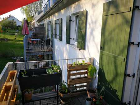 Traumhafte 2-Zimmer-Wohnung mit Südbalkon in Uninähe in Kumpfmühl-Ziegetsdorf-Neuprüll (Regensburg)