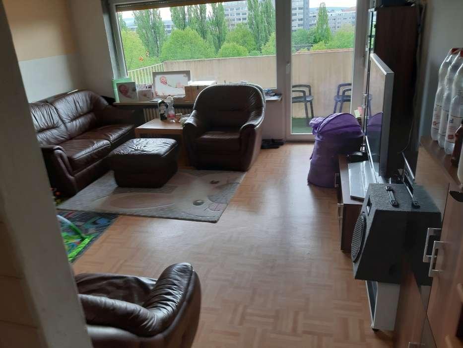 Gepflegte 1-Zimmer-Wohnung mit Balkon und Einbauküche in Bayreuth