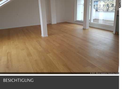 Frisch sanierte Maisionette Wohnung - 4 Zimmer - Zentrale Lage