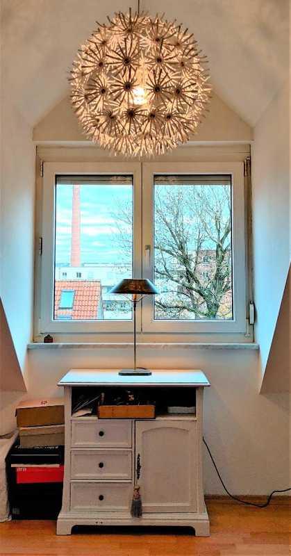 Wunderschöne 3,5 ZKB-Maisonette - Stadtmitte mit Loggia, EBK und TG-St.pl. in Augsburg-Innenstadt