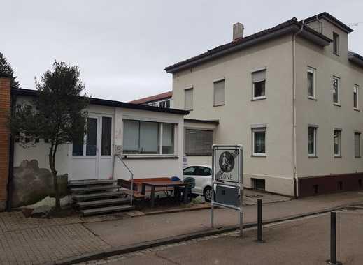 Legen Sie Ihr Geld richtig an - zentrales Mehrfamilienhaus in Schwäbisch Gmünd