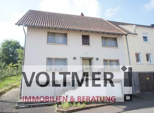 STADTNAH - geräumiges Einfamilienhaus in St.Wendel / Winterbach
