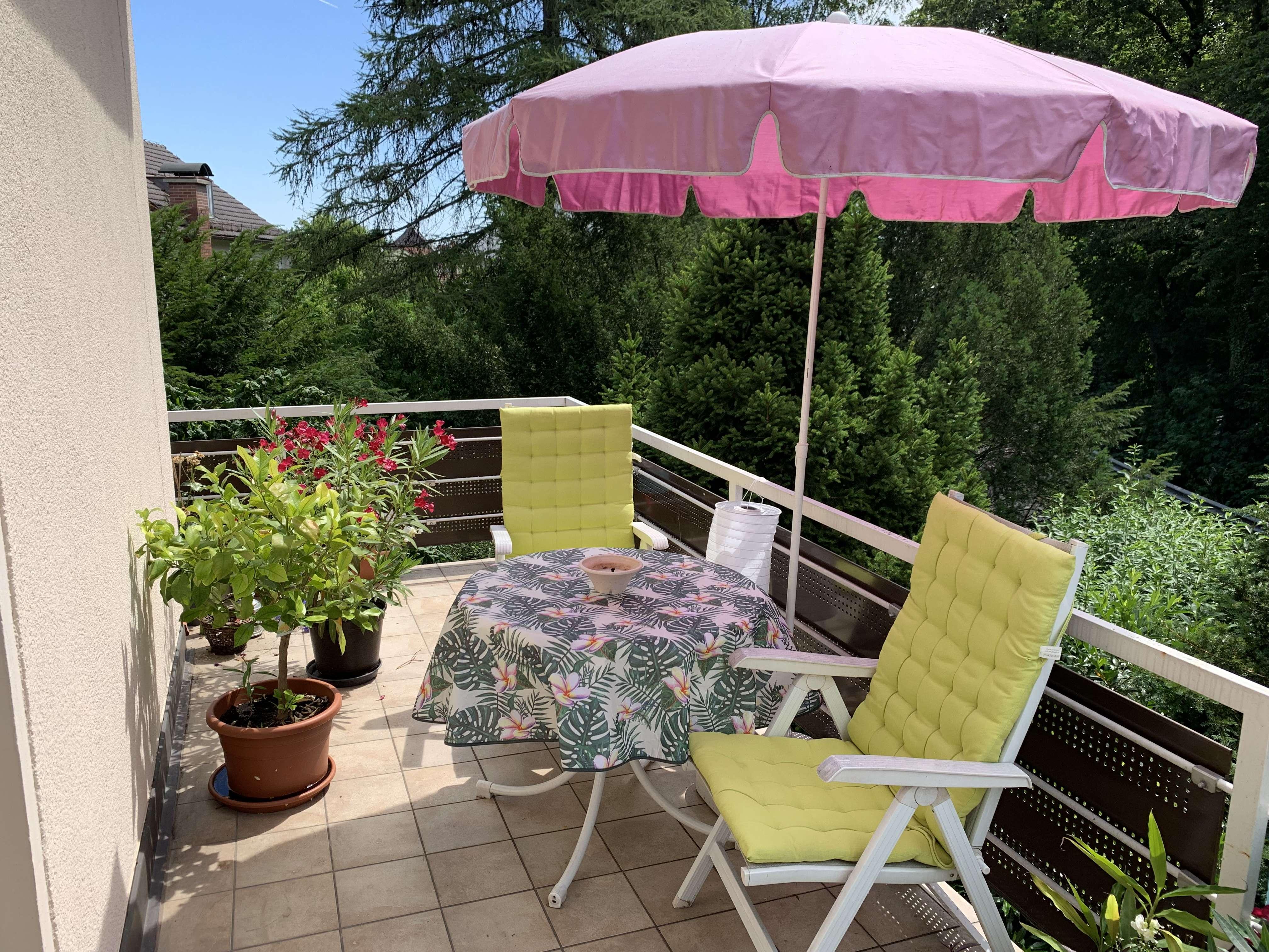 ... AIGNER - schöne Wohnung im 1.OG mit Balkon in bevorzugter Lage von Mühldorf ...