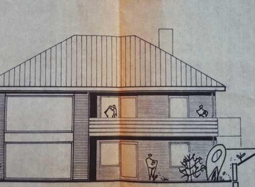 Gepflegte 2-Zimmer-Terrassenwohnung mit Garten in Saulheim