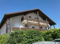 Gepflegte 1-Zimmer-Dachgeschosswohnung mit Balkon und