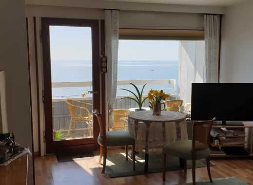 Nachmieter gesucht!!! 2-Zimmer-Wohnung mit Balkon und EBK in Büsum mit erstklassiger Panoramasicht