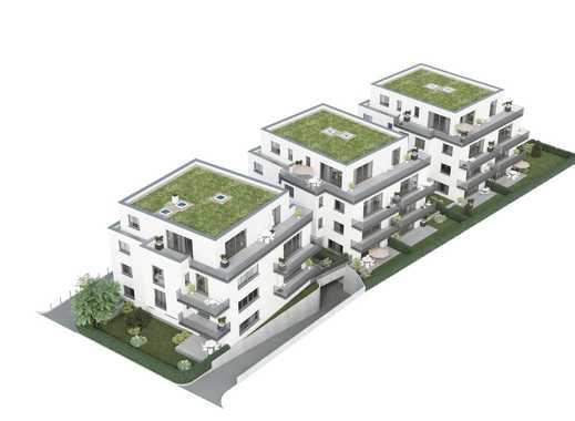 Nur noch EIN stilvolles Penthouse mit großzügiger Dachterrasse verfügbar!