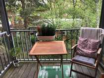 Modernisierte 2-Zimmer-Wohnung mit Balkon und