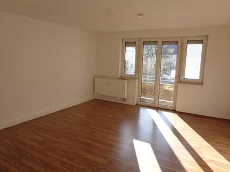 Sofort verfügbar - Wohnen auf Zeit - Gemütliche 1,5-Zimmerwohnung mit Tageslichtbad und Balkon in Nordwest