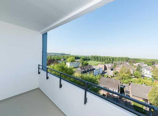 Mehr Weihnachtsgeld! 1. Monat mietfrei - sonnige 3-ZW + Balkon - Turmhäuser Grevenbroich!