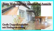 Großzügige Doppelhaushälfte mit Einliegerwohnung in