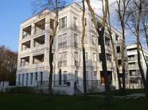 DIPLOMATENPARK HiEnd-Wohnqualität mit Terrasse Gartenanteil