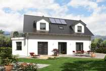Zweifamilienhaus mit vielfältigen Gestaltungsmöglichkeiten