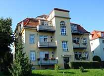 Sanierte 2-Raumwohnung mit Wintergarten im