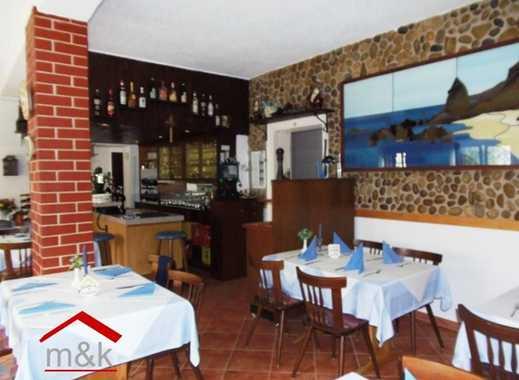 Friedberg-OT: Restaurant mit idyllischem Biergarten, Appartements und Wohnhaus